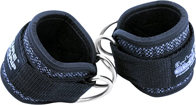 Grip Power Pads Best Ankle Straps