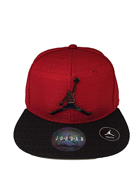 fb2cb61ff3f Amazon.com: Nike Air Jordan Jacquard 23 Cap, Sz 8/20: Clothing