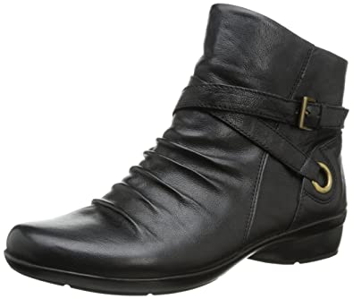 f9e4989badee Amazon.com | Naturalizer Women's Cycle Boot | Ankle & Bootie