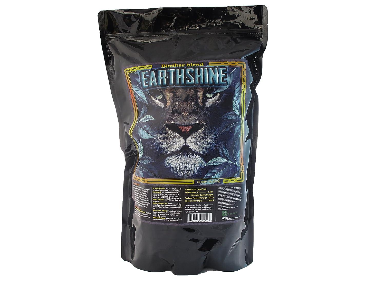 Earthshine(アースシャイン) 2.6Kg 土壌の性能を向上させるバイオ炭の土壌改良剤 B00CJICPN6