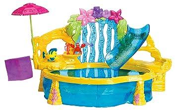 juegos de piscina de princesas