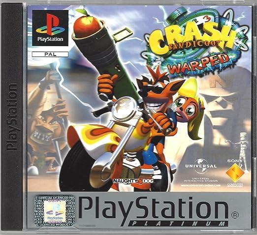 Crash Bandicoot ~ Warped ~: Amazon.es: Videojuegos