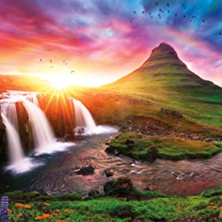 product image for Buffalo Games - Iceland Sunset - 300 Large Piece Jigsaw Puzzle