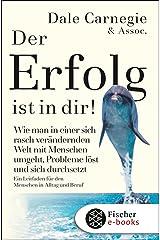 Der Erfolg ist in dir! (Dale Carnegie) (German Edition) Kindle Edition