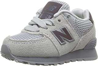 New Balance 574, Baskets Basses Mixte Enfant KL574UBG