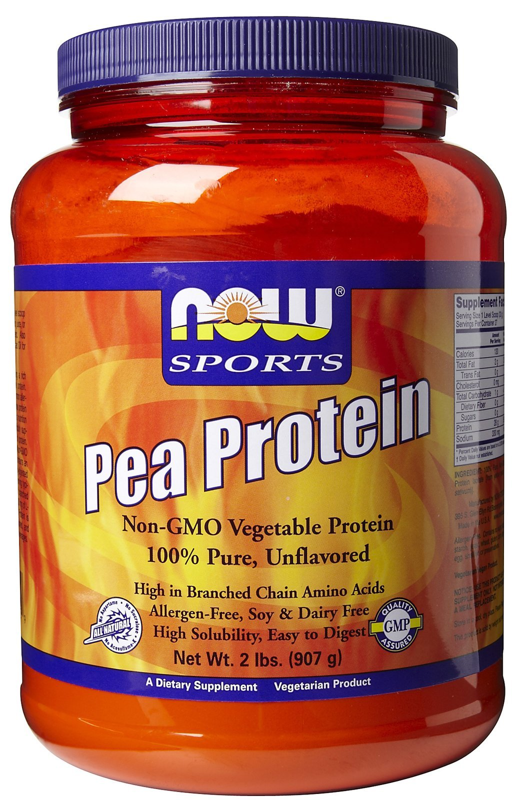 Now Foods Pea Protein - 2 lbs. ( Multi-Pack)
