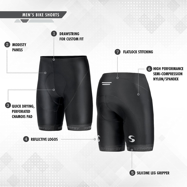 Synergy Mens Bike Shorts