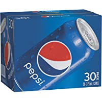 Pepsi Regular Soft Drink, 30 x 375ml