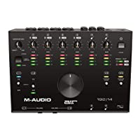 M-Audio AIR 192|14 - 8-In 4-Out USB Audio / MIDI Interface with Recording Software...
