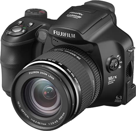 Fujifilm FinePix S6500 - Cámara Digital Compacta 6.3 MP (2.5 ...