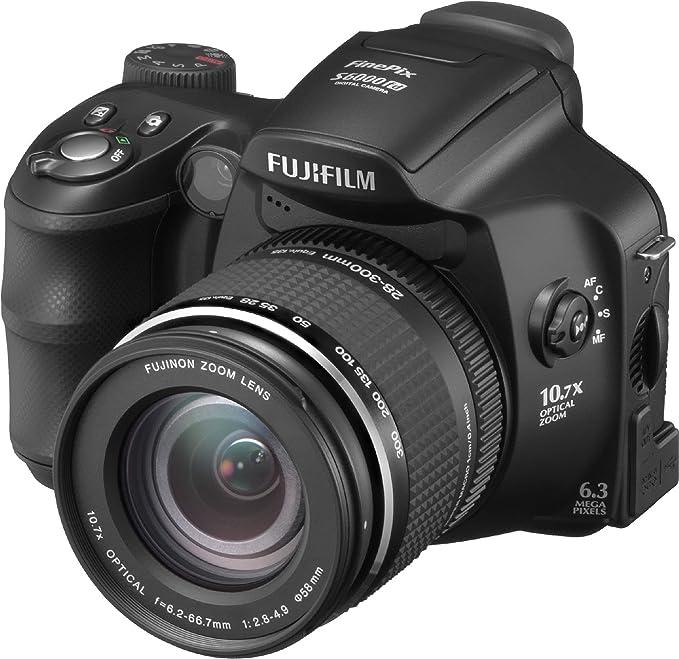 Fujifilm FinePix S6500 - Cámara Digital Compacta 6.3 MP (2.5 ...