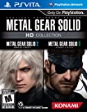 Metal Gear Solid HD Collection (輸入版) - PS Vita