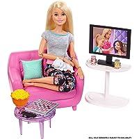 Barbie FXG36 Meubels & Accessoires - Filmavond