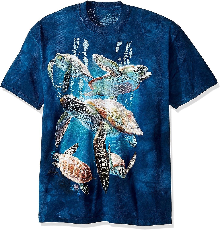 The Mountain Men's Sea Turtle Family