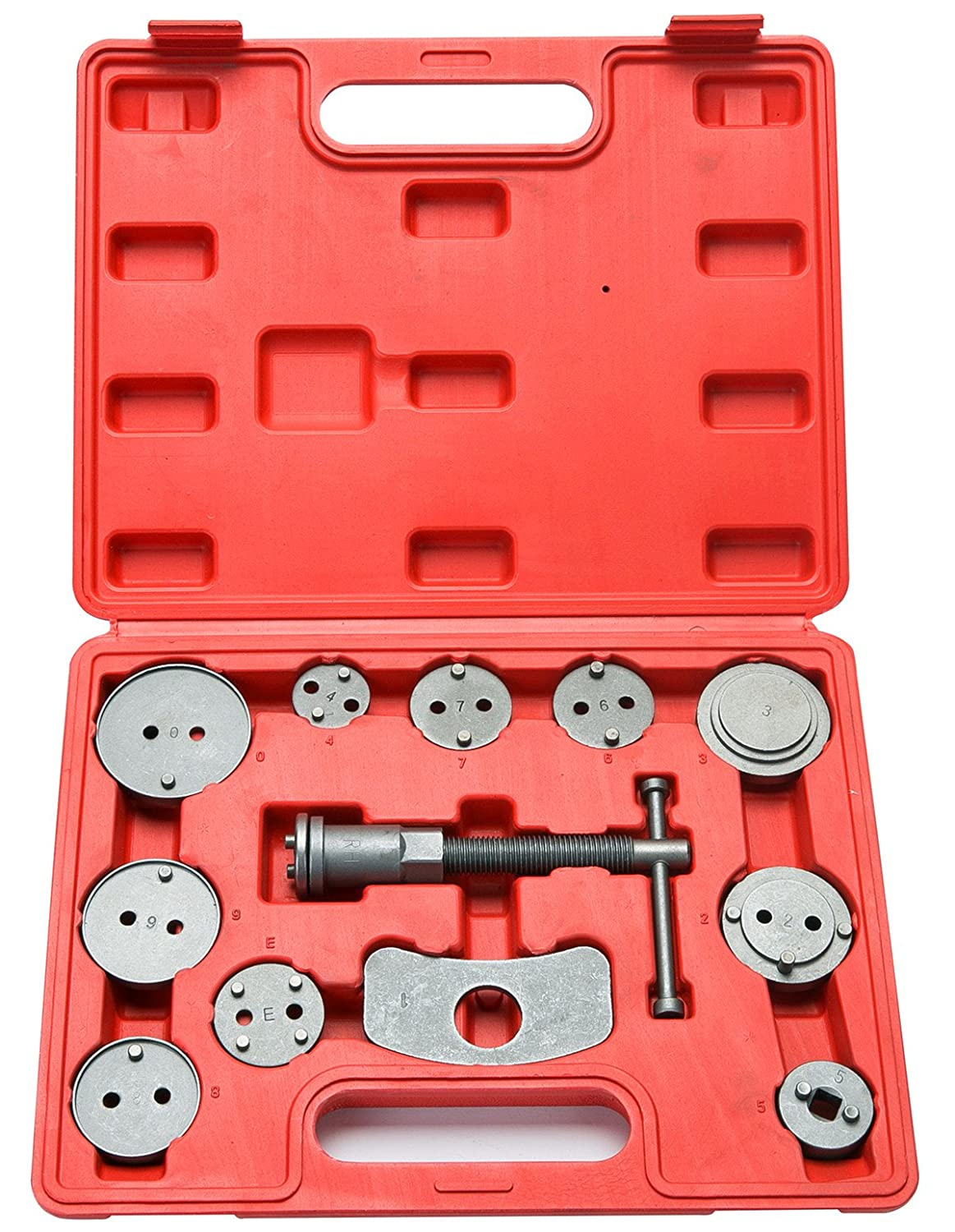 8milelake 12pcs Disc Brake Caliper Wind Back Tool Kit Brake