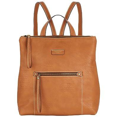 Fiorelli Womens Lexi Backpack Handbag FH8068 Tan  Amazon.co.uk ...