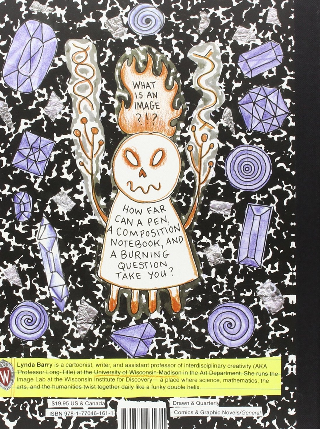 Syllabus: Notes from an Accidental Professor by Drawn Quarterly