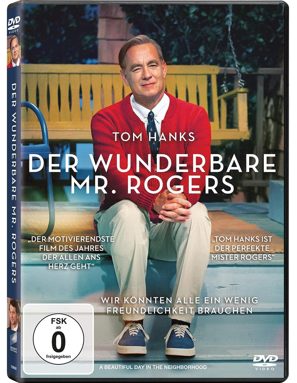 Cover: Der wunderbare Mr. Rogers 1 DVD (circa 104 min)