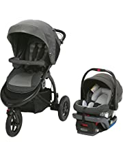 Graco Trail Rider Jogging Travel System, Tenley