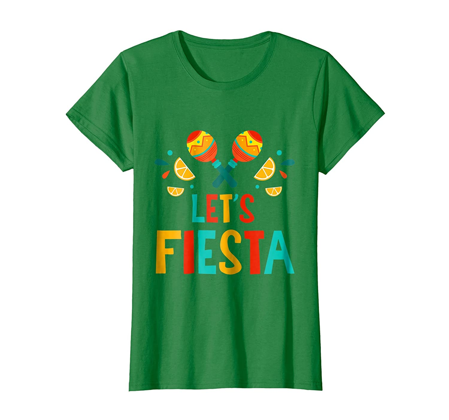 Fiesta – Funny Cute Mexico Mexican Party T Shirt 07a12510c