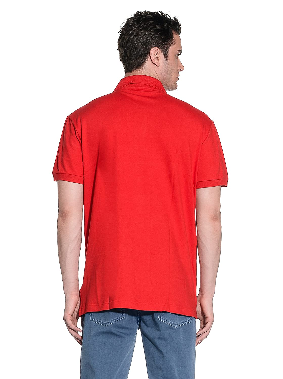 Fred Perry Polo Rojo XL (UK 44): Amazon.es: Ropa y accesorios