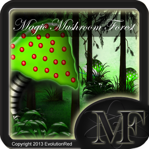 Magic Mushroom Forest (Match 3 Fusion Game)