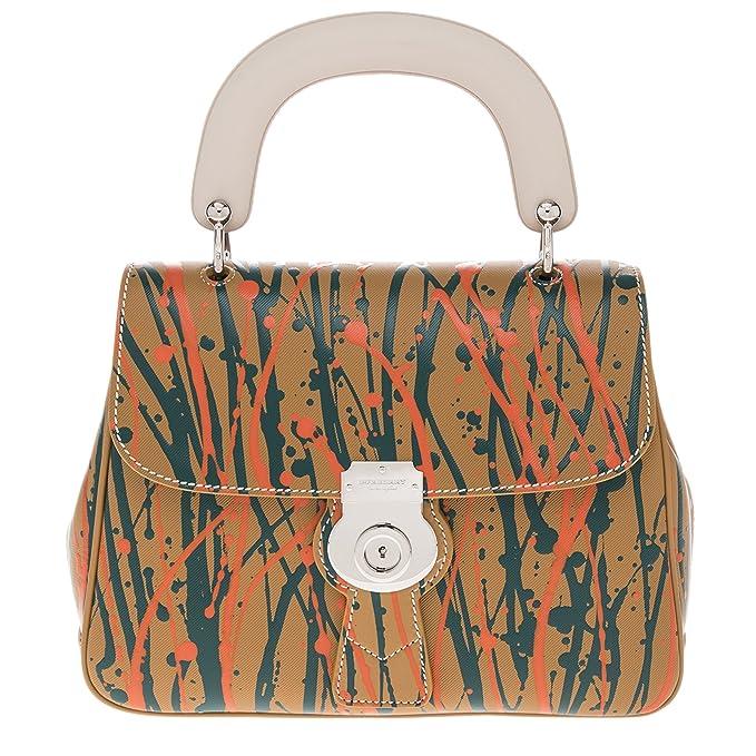 582c8708e9e Burberry Women s The Medium DK88 Splash Top Handle Bag  Amazon.ca  Clothing    Accessories