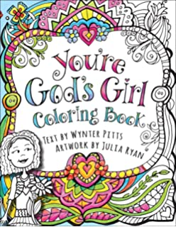 Inspirational Coloring Book for Girls: Hours of Faith-Filled Fun ...