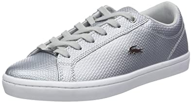 57a60569fc Lacoste Straightset 318 2 Caw, Baskets Femme: Amazon.fr: Chaussures ...