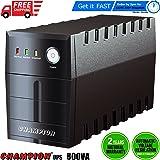 CHAMPION UPS 800VA (Home, Shop & Office) | Line Interactive | 15-20 mins backup