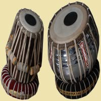 Tabla - indian traditional drum