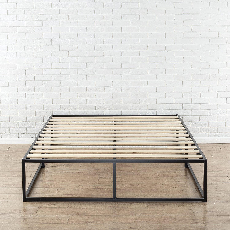 Zinus Modern Studio 14 Inch Platforma Bed Frame / Mattress Foundation with Wood Slat Support, Twin by Zinus (Image #2)