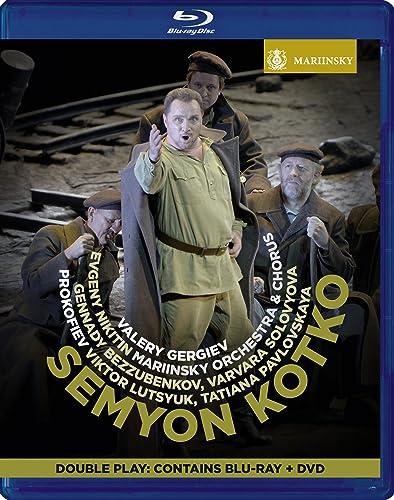 Prokofiev - Opéras 81IIRFruXvL._SL500_