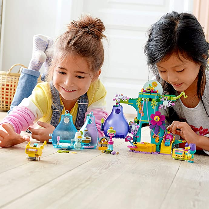 2020年新品 LEGO 乐高 41255 魔法精灵 世界之旅 流行乡村庆典 积木玩具 8折$39.99 海淘转运到手约¥329