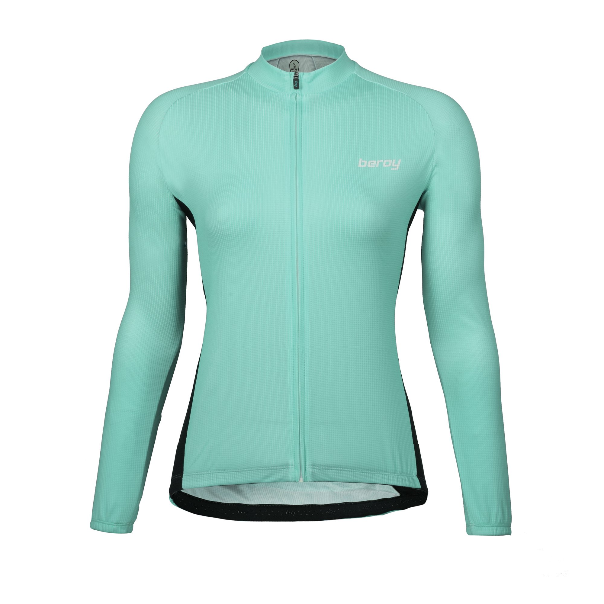 Beory Womens Cycling Jerseys with Short Sleeves,Girls Bike Short Sleeves with Three Pockets(XXL Green) by beroy