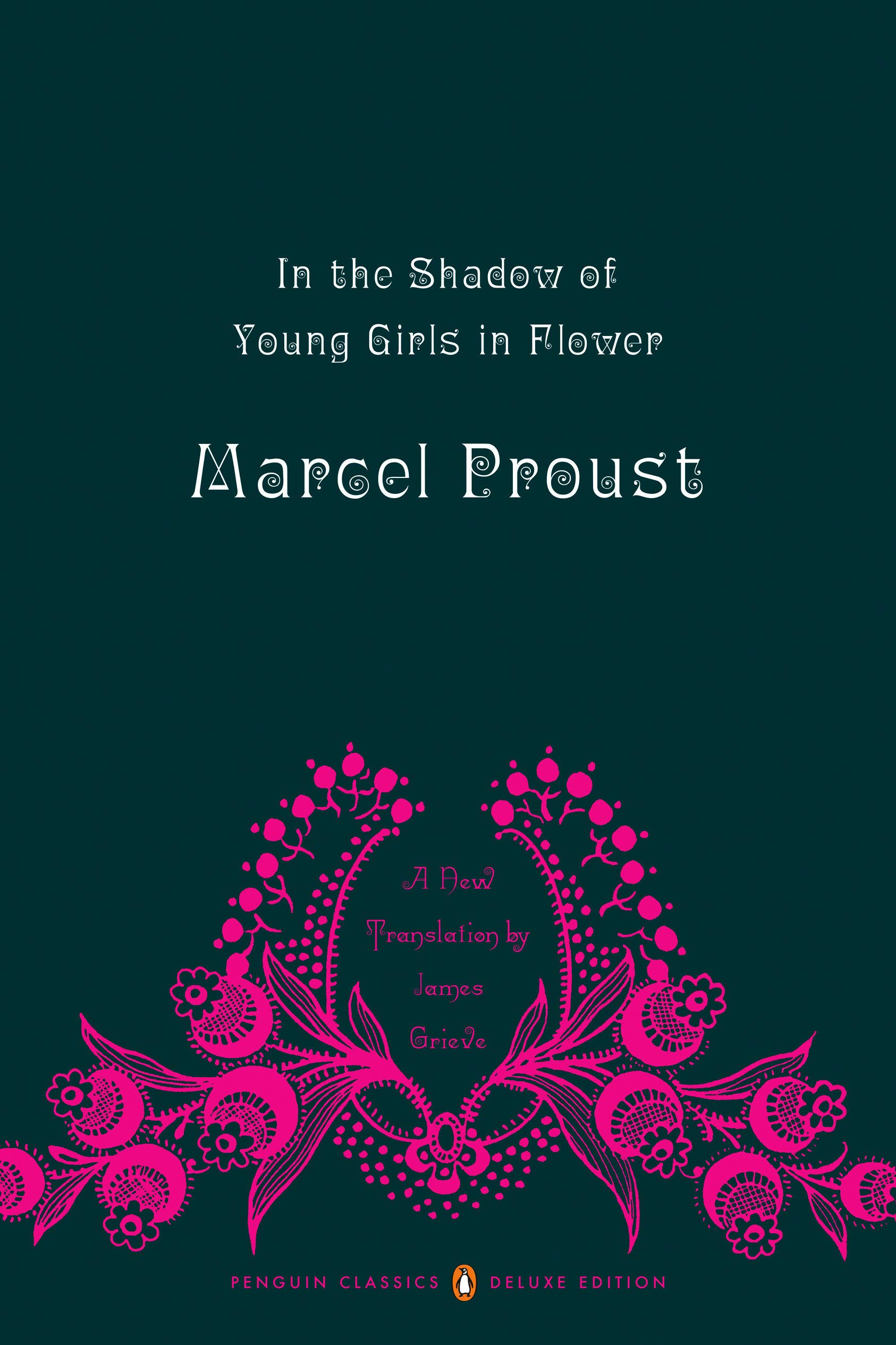 Amazon.com: In the Shadow of Young Girls in Flower: In Search of Lost Time, Vol. 2 (Penguin Classics Deluxe Edition) (9780143039075): Proust, Marcel, Grieve, James, Prendergast, Christopher, Grieve, James, Grieve, James: Books