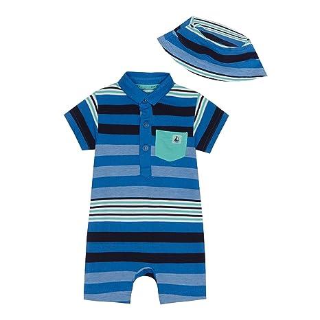 J por Jasper Conran Kids bebé niños de polo de rayas - Body para ...
