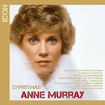 Murray Christmas.Icon Anne Murray Christmas Anne Murray Amazon Ca Music