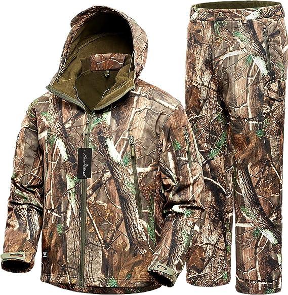 Best Hunting Rain Gear: NEW VIEW Hunting Jacket