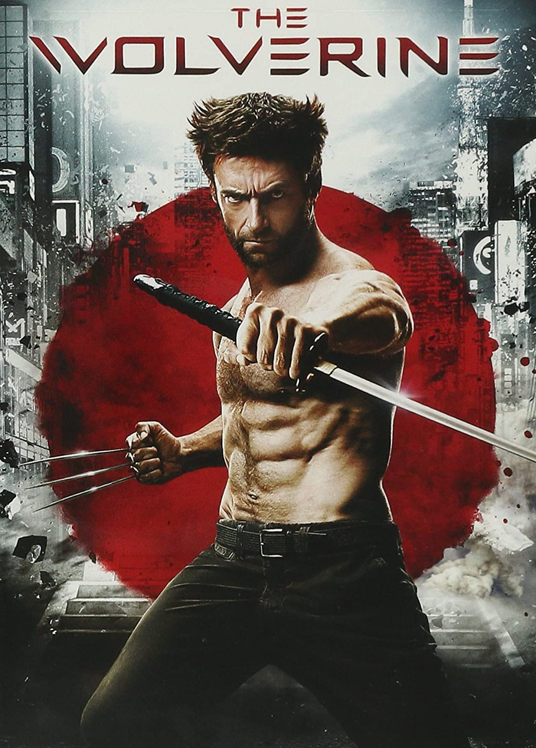 Amazon.com: The Wolverine: Hugh Jackman, Will Yun Lee, James Mangold: Movies  & TV