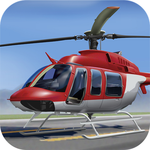 Helicopter Landing Simulator (Commercial Studio)