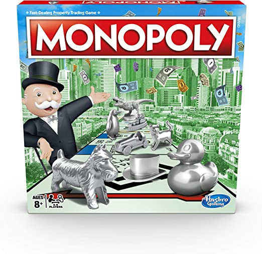 Juego clásico Monopoly: Amazon.es: Juguetes y juegos