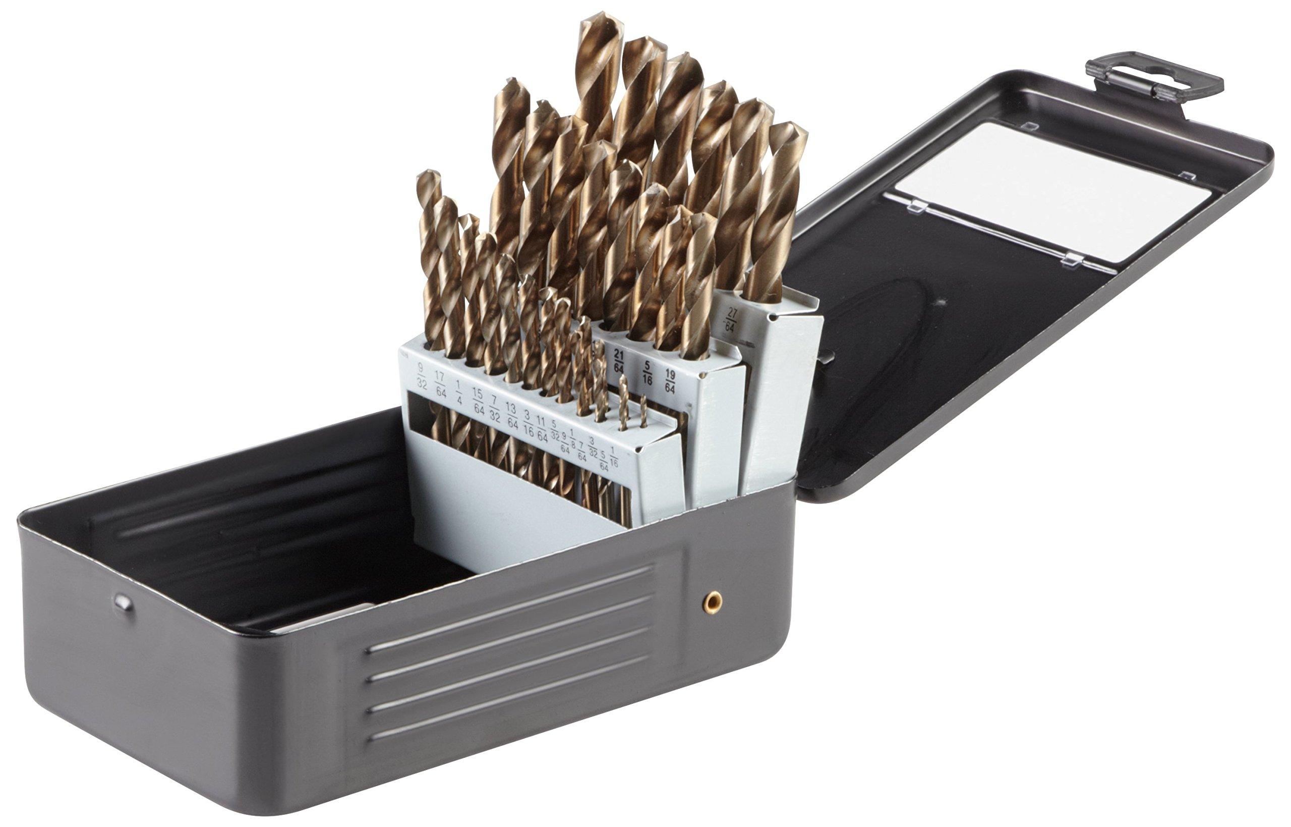 Bosch GO29 29 Pc. Gold Oxide Drill Bit Set by Bosch