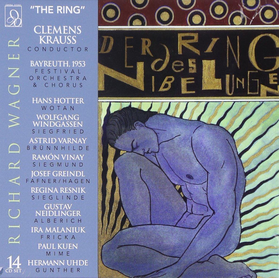 Der Ring Des Nibelungen by Opera D'oro