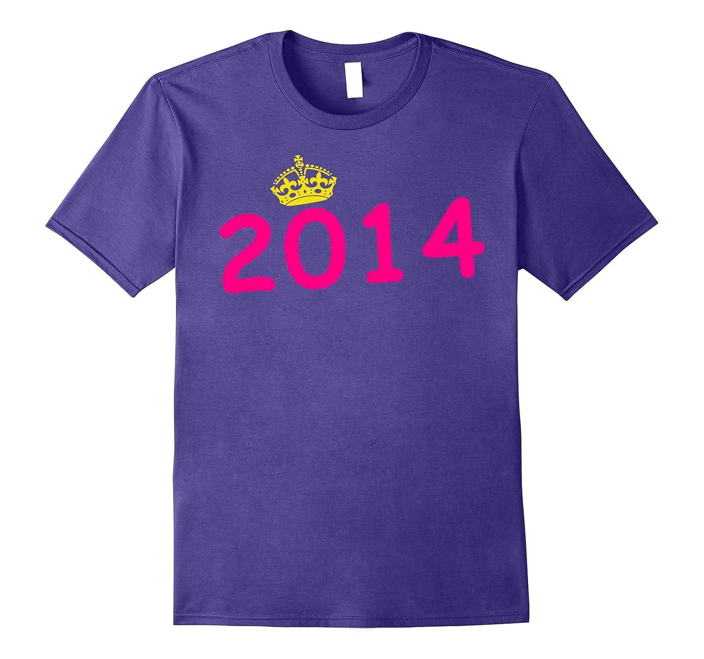 2014 3th Birthday 3 Years Old T-Shirt-FL