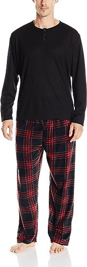 forro abrigado Pijama para hombre