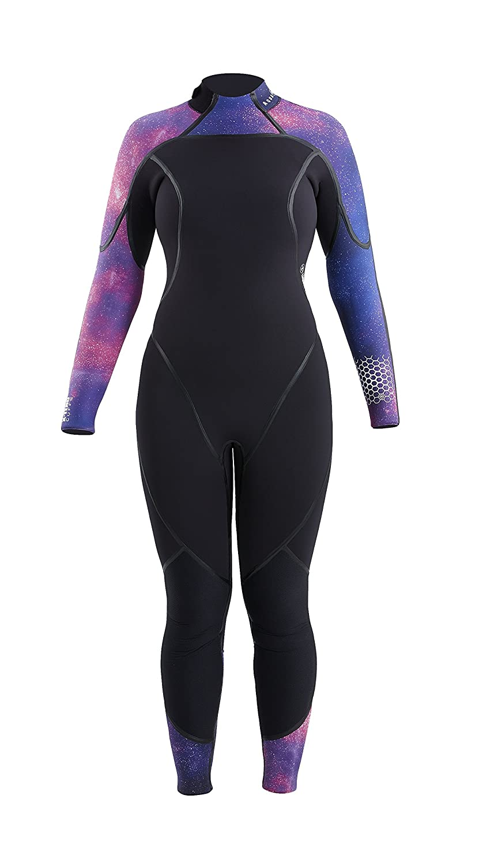 Aqualung Aquaflex 7/ mm女性用ウェットスーツ B06ZZCLH62 Galaxy/ 7 Black 4 B06ZZCLH62 4|Galaxy/ Black, デコshop Radiant:acff6f85 --- kutter.pl