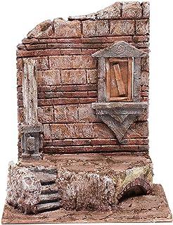 Holyart Rovine dell'ingresso del Tempio 30x25x20 cm