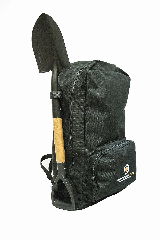 Maleta o morral de alta calidad para detector de metales y accesorios - incluye soporte para pala: Amazon.es: Jardín