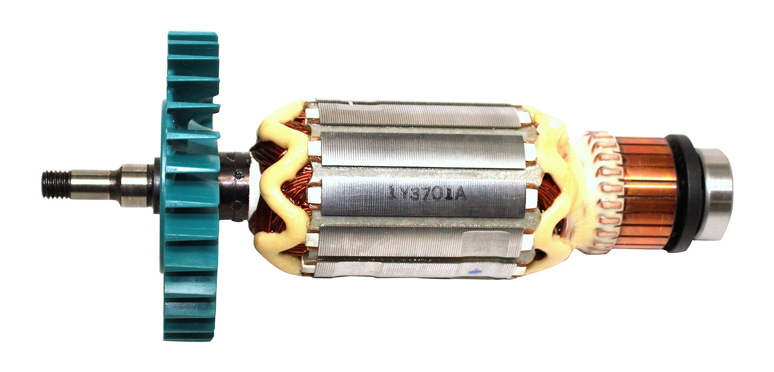 Makita 513701-6 115V Armature Assembly